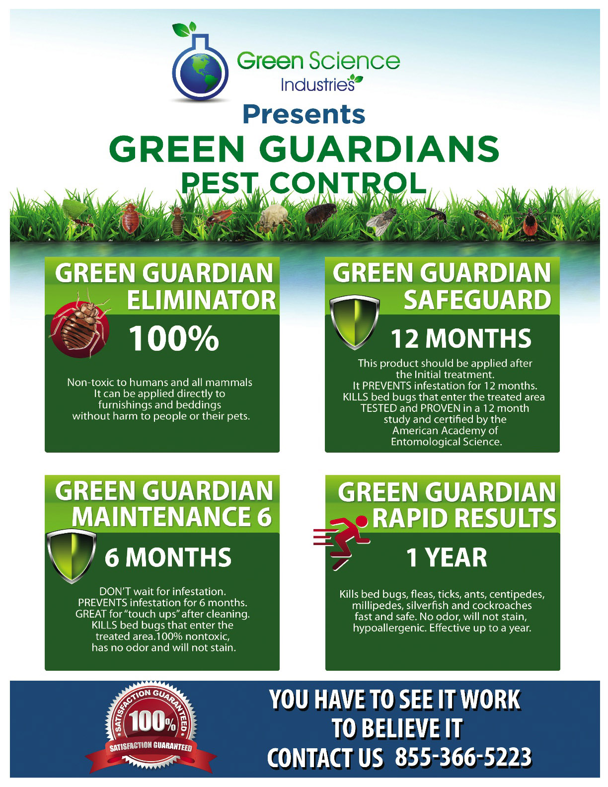Green Guardians Pest Control